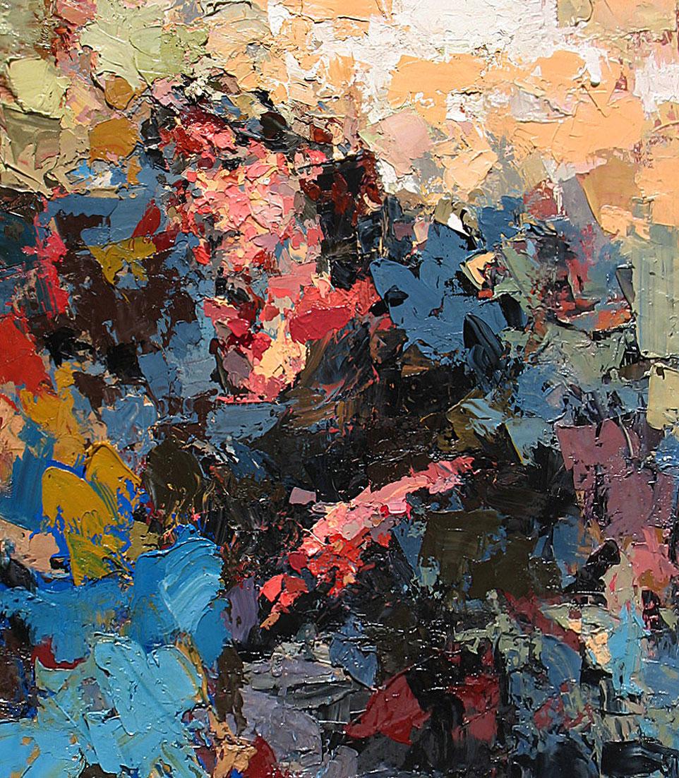 Wild blue yonder (detail), 2010